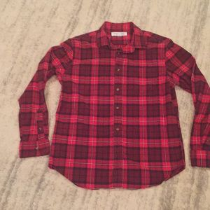 Old Navy Plaid Buttondown